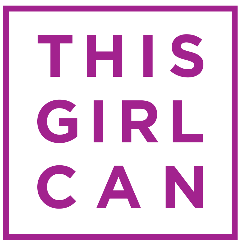 Image result for this girl can logo