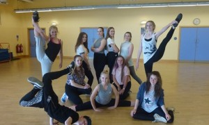 Burntwood Level 1 Award in Dance leadership July 2015