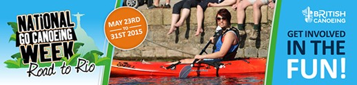 National-Go-Canoeing-Week