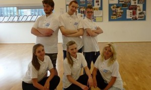 Stoke Dance Leaders Level 1 Summer 2013