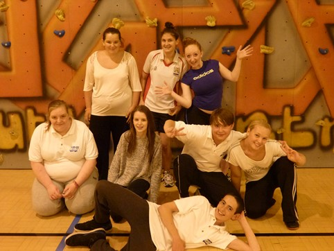 Rugeley Sports Leaders Level 1 Summer 2013