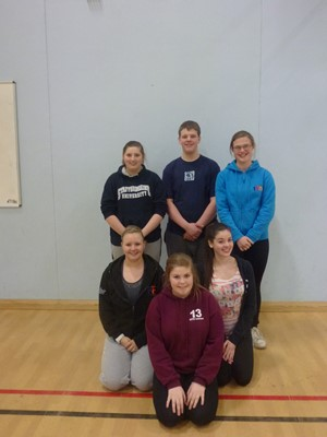 Burntwood Community Sports Leaders Award Level 2 February 2014