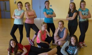 Burntwood Level 1 Award in Dance leadership July 2014