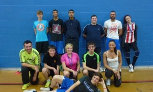 Stoke-on-Trent Level 2 Award in Community Sports Leadership October 2014