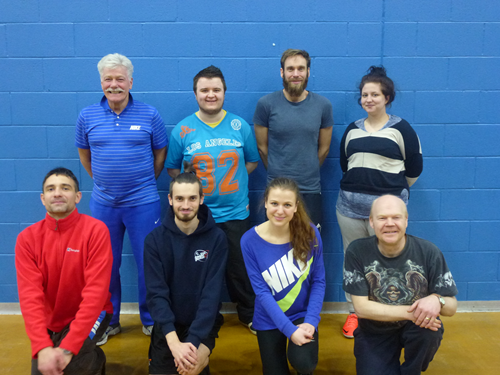 Stoke-on-Trent Level 2 Award in Community Sports Leadership February 2015