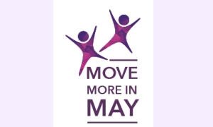 Move More in May