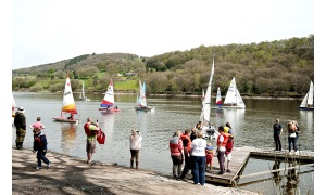 Get ready to Push The Boat Out in Staffordshire in May