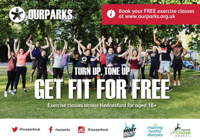 Get Fit For Free