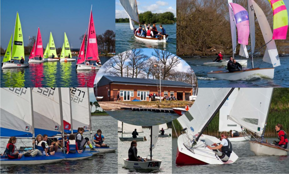 South Staffordshire Sailing Open day