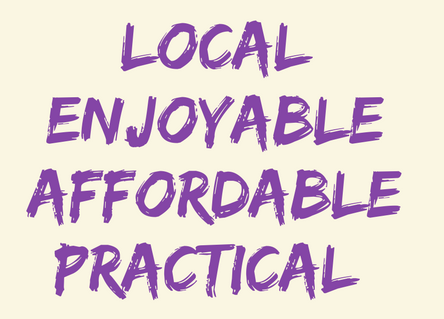 Local enjoyable affordable practical
