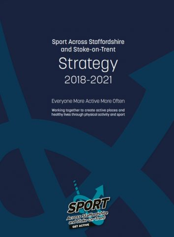 SASSOT Strategy 2018-2021 Front Cover