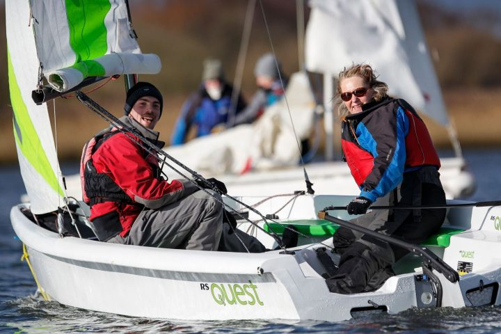 Workplace sailing challenge