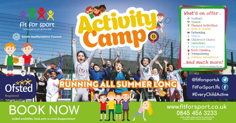 Summer activity camp