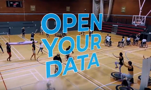 Open your data