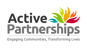 Active Partnerships logo
