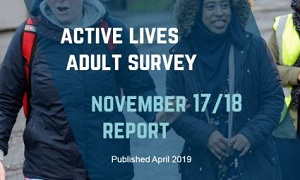 Active Lives report cover