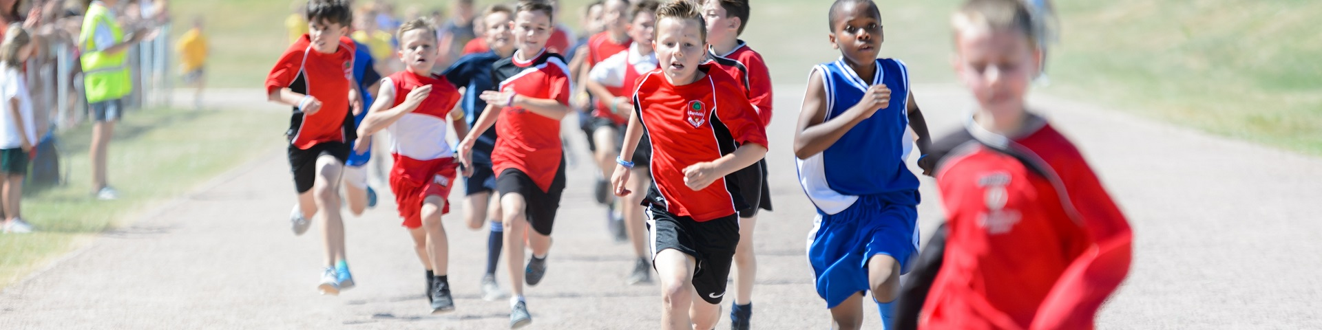 Staffordshire and Stoke on trent school games